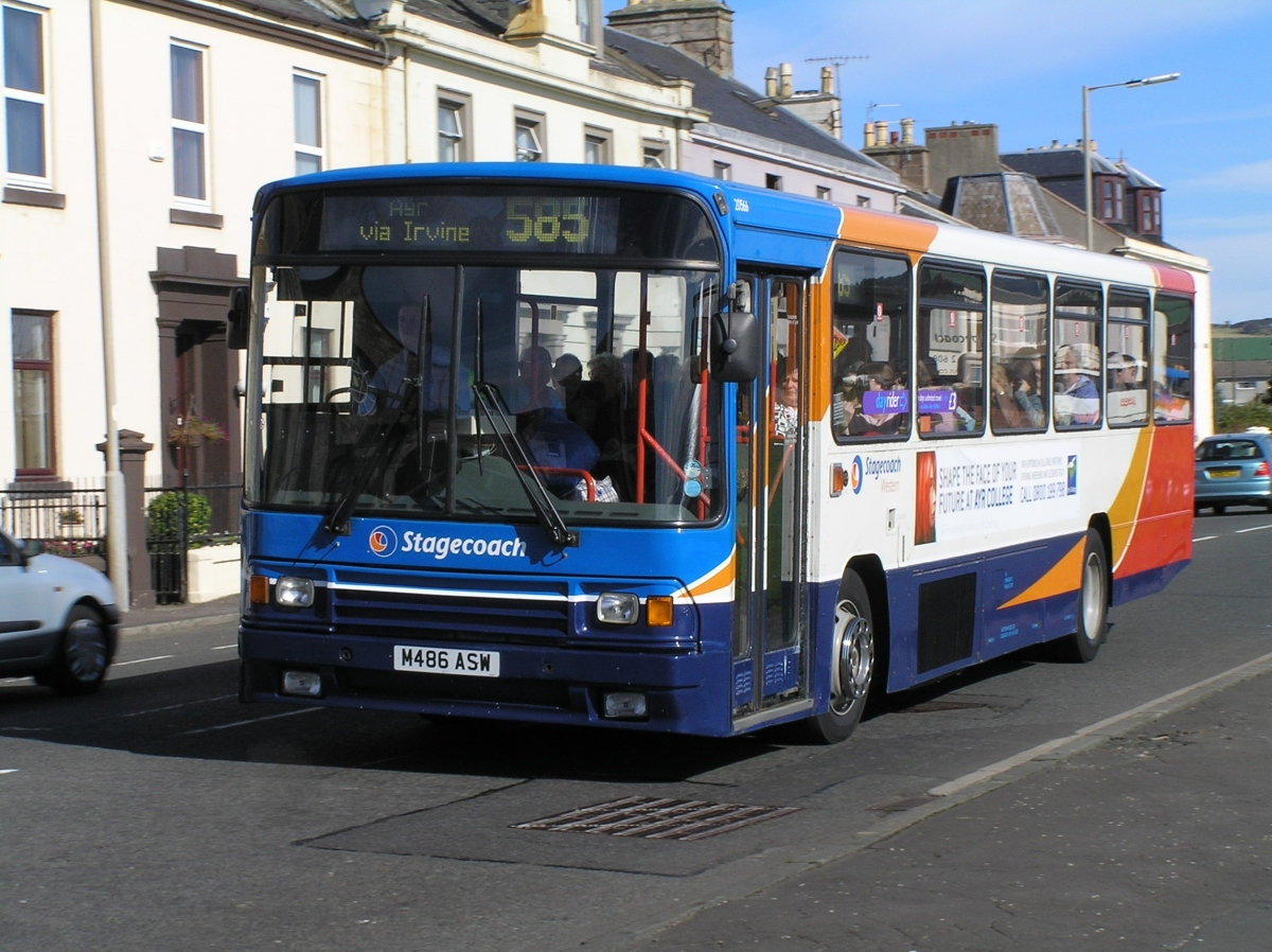 Stagecoach Blames Weak Economic Conditions For Slowdown In