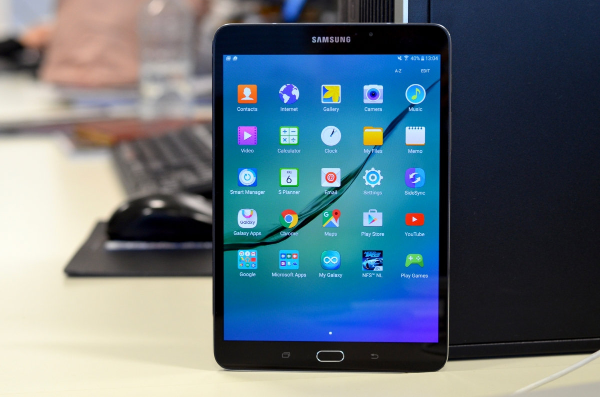 Samsung Galaxy Tab S2 8 0 Review The Best Small Android