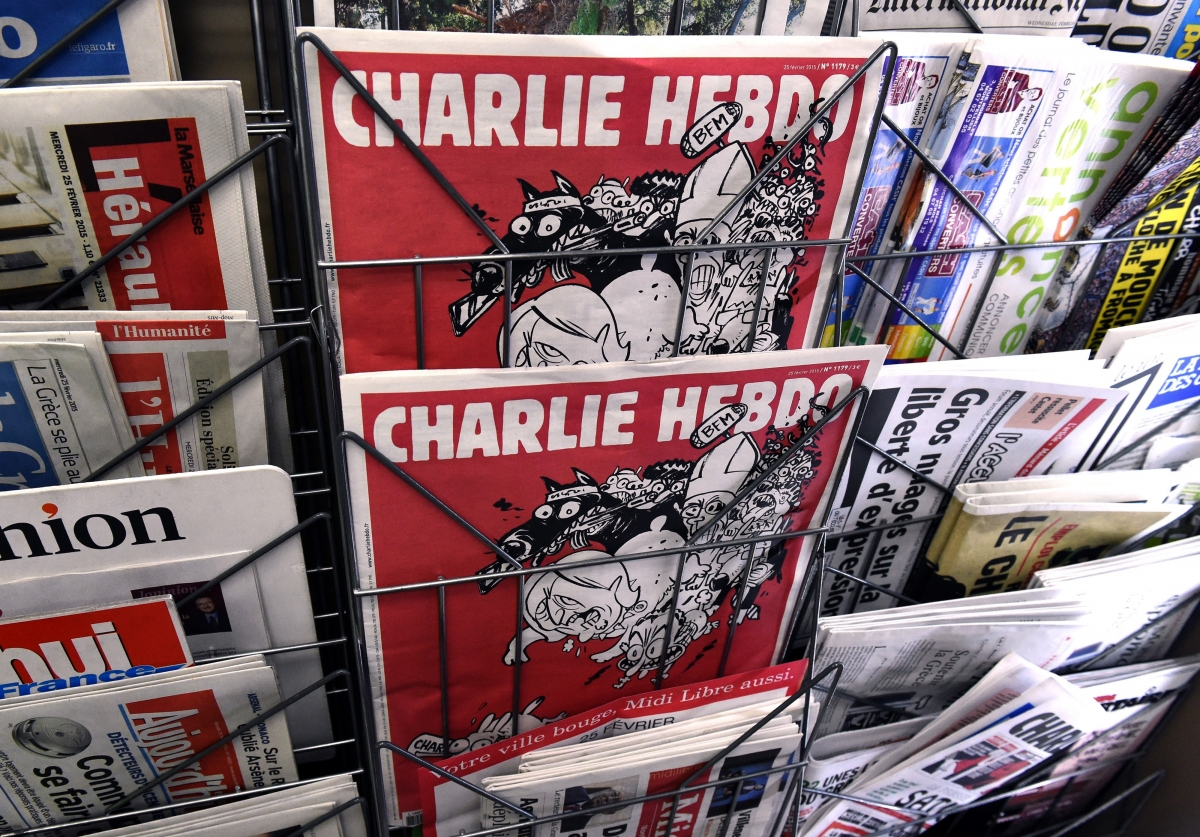 opinion on charlie hebdo Make sure to like, share and subscribe :) join this little community: watch my previous video:.