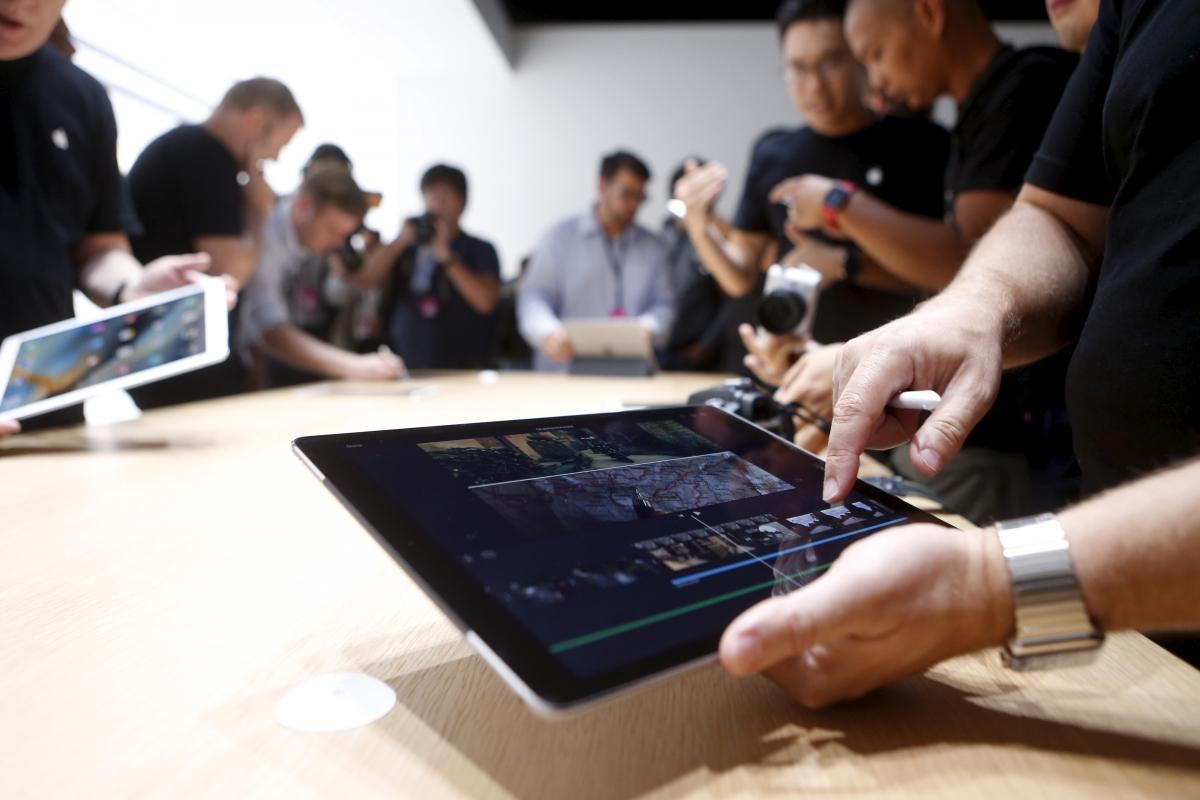 apple ipad positioning strategy