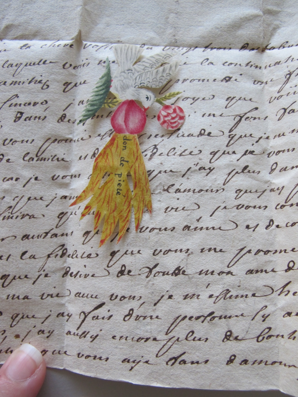 Secrets hidden in undelivered 17th-century letters to be