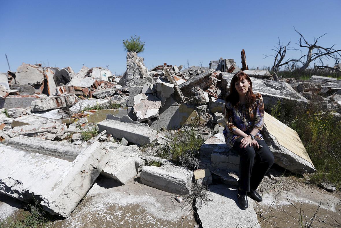 EXPRES - Grad duhova: Mesto koje je bilo poplavljeno 30 godina