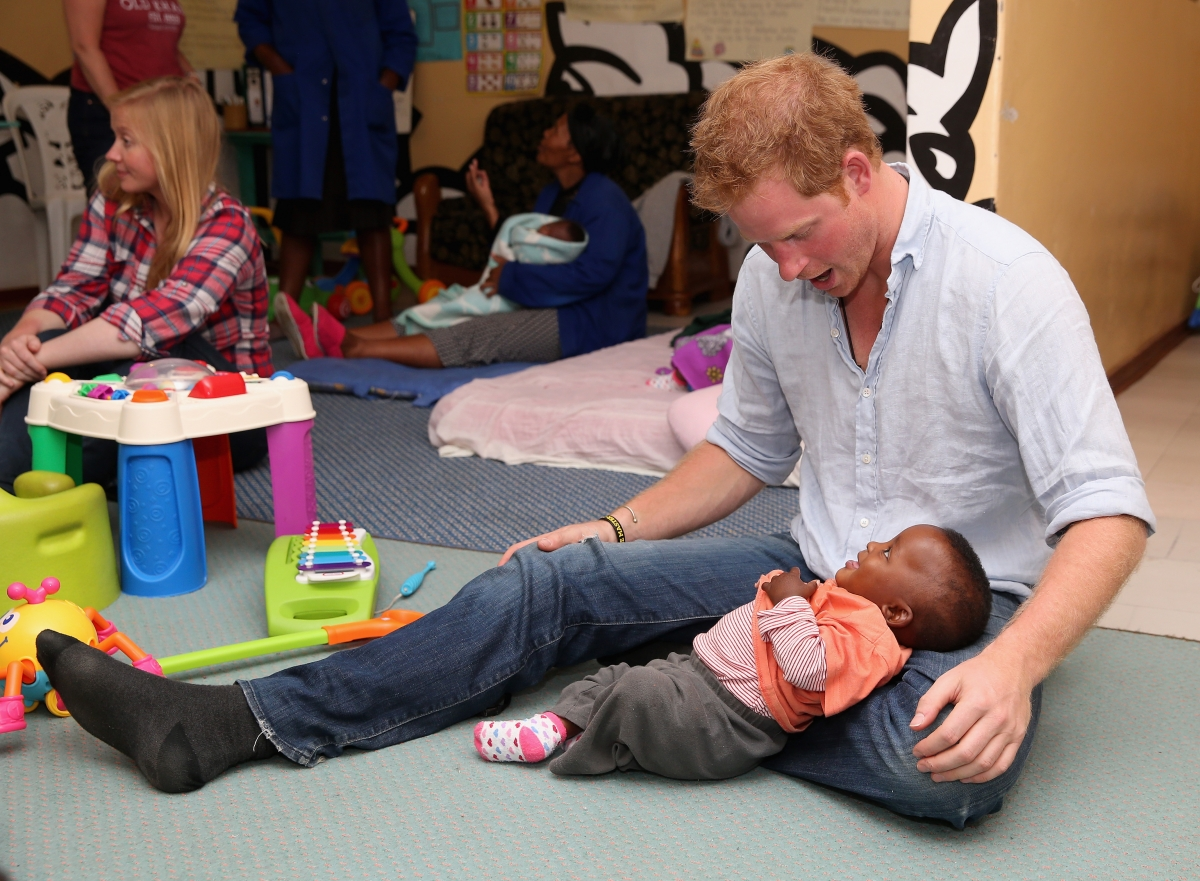 Prince Harry heading to Africa to open new Sentebale ...
