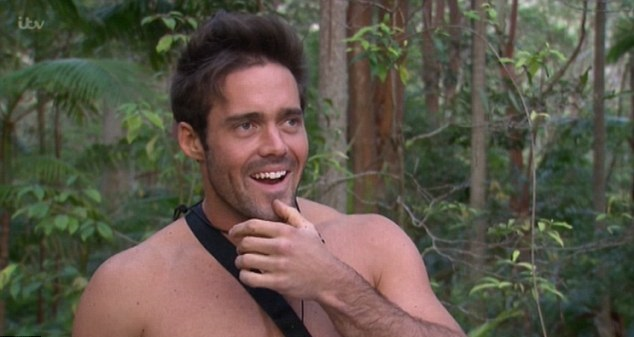 Spencer Matthews Exclusive On His I'm A Celeb ... - YouTube