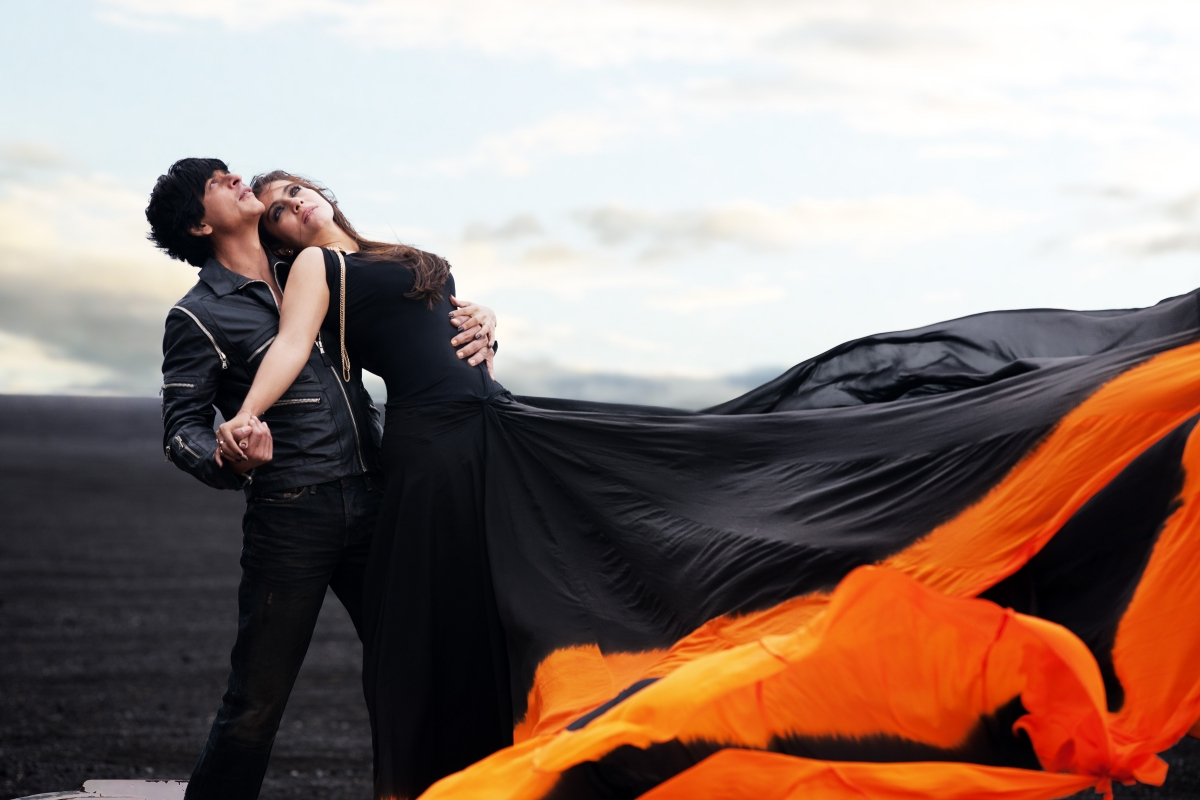 Shah Rukh Khan talks about reuniting with actress Kajol in ...