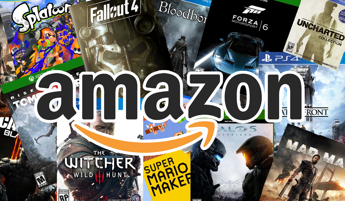 Black Friday 2015 Full List Of Amazon Us Video Game
