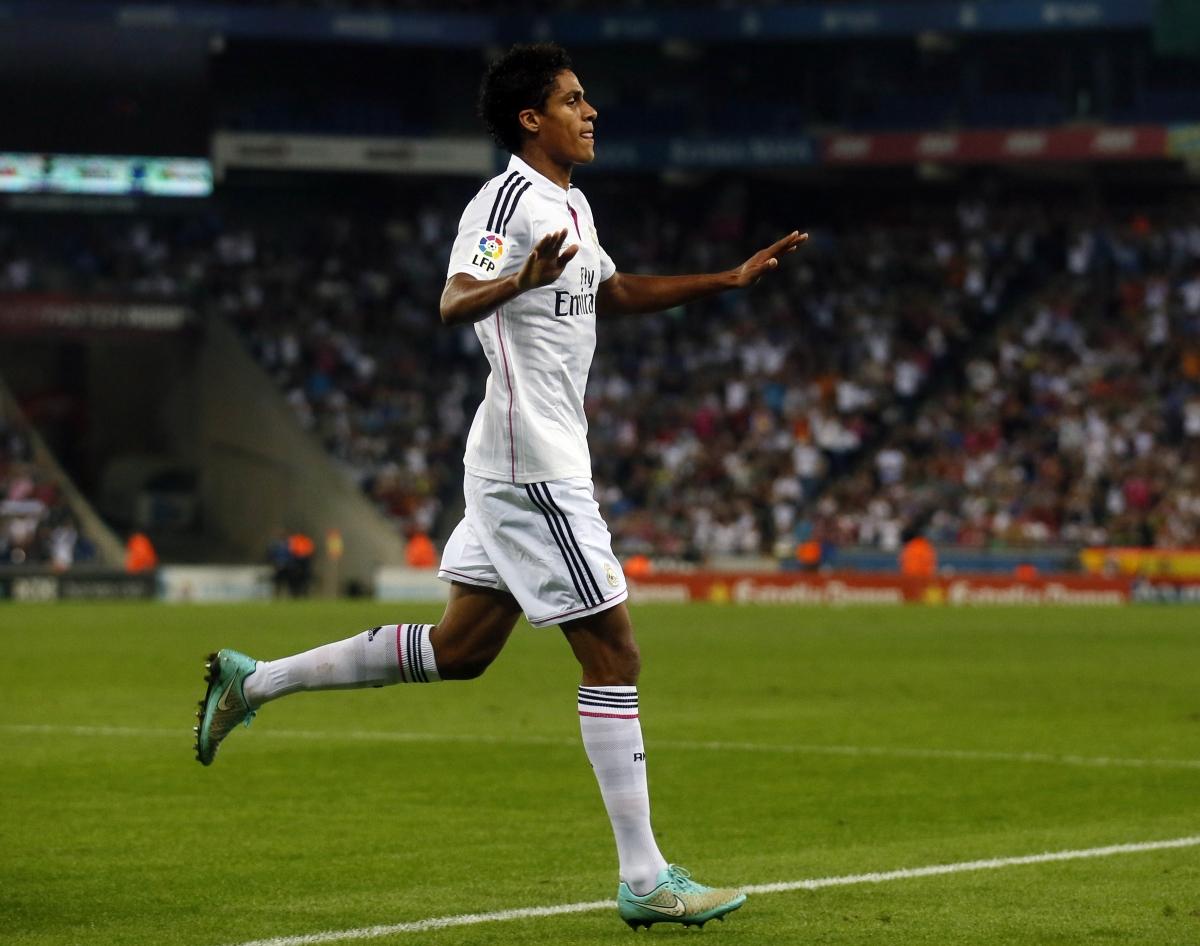 Real Madrid Raphael Varane doubtful for Eibar trip after