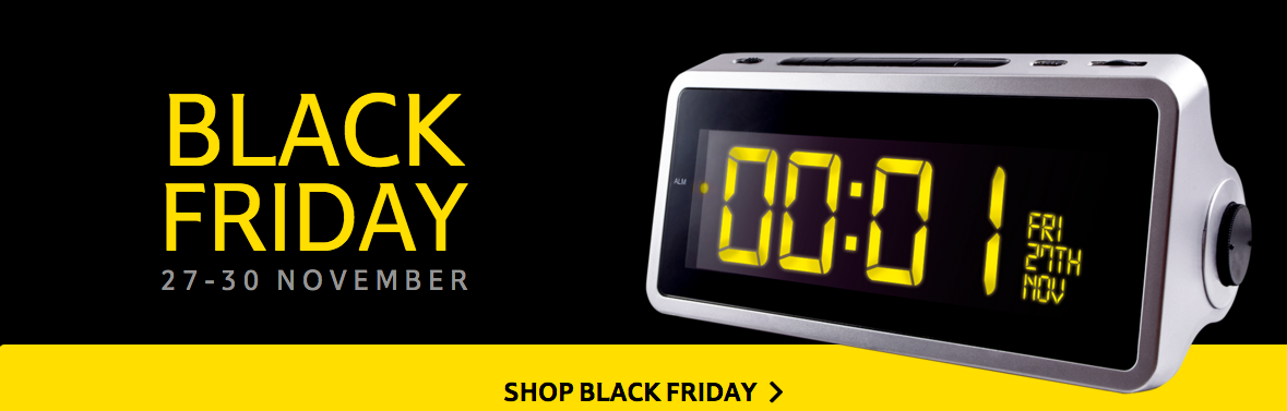 Black Friday 2015 The Best Home Electrical Deals At Tesco