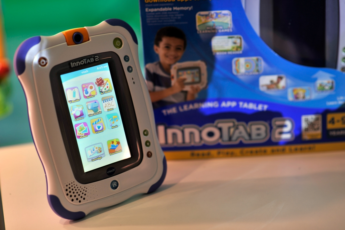 Vtech data breach
