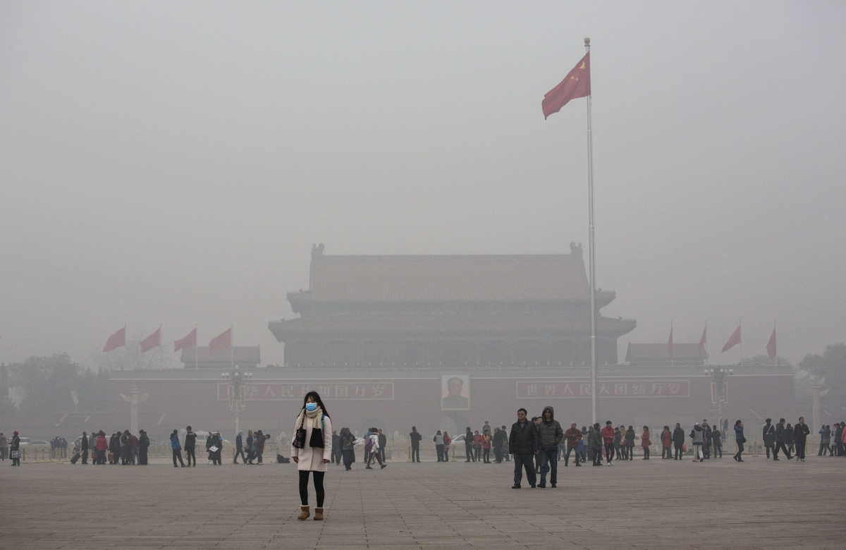 the problem of pollution in beijing Air pollution in beijing - policy brief  and urbanization in china has induced more and more outstanding problems of environmental pollution, with impacts on .