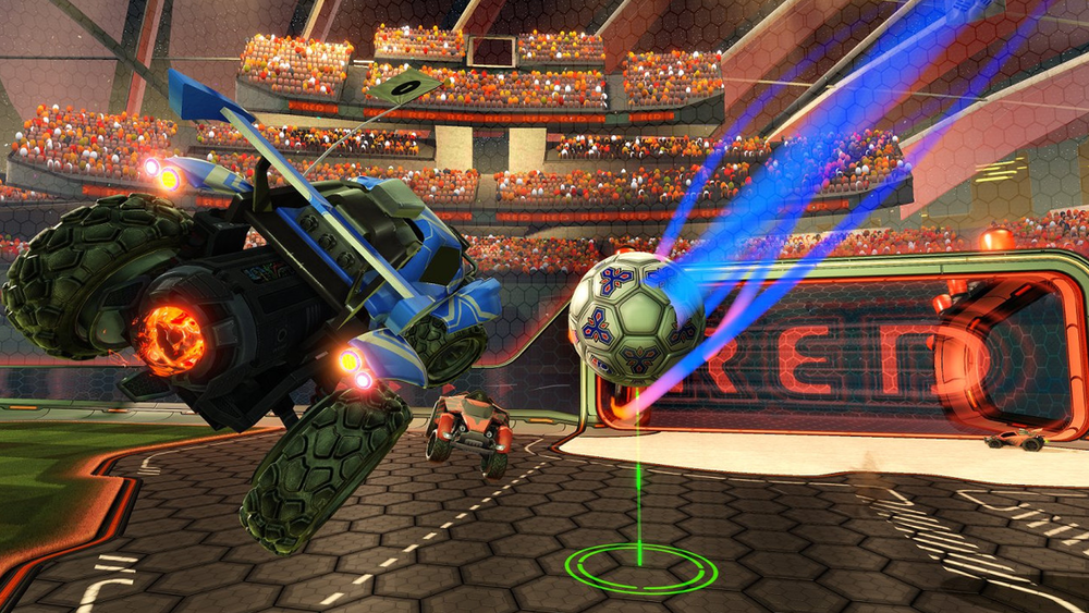 Rocket League comes to Xbox One next week with bonuses