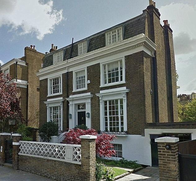 Pop mogul Simon Cowell burgled at £35 million London home ...