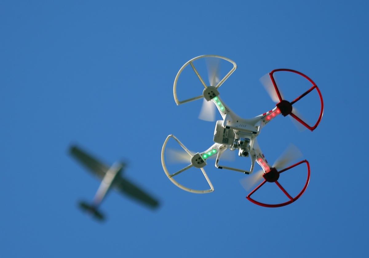 Civilian drone