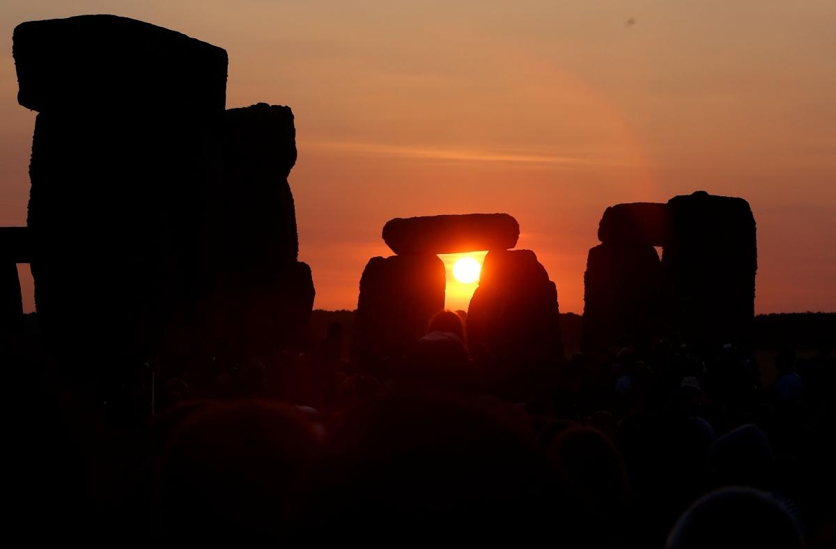 Winter solstice date