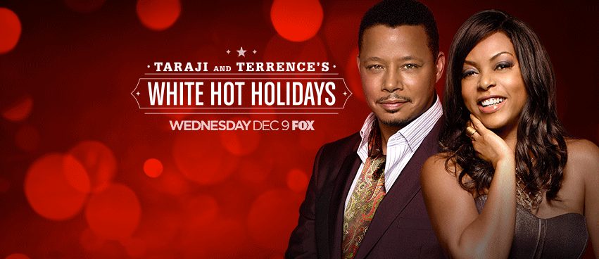 Empire holiday special: Watch Taraji and Terrence's White Hot ...