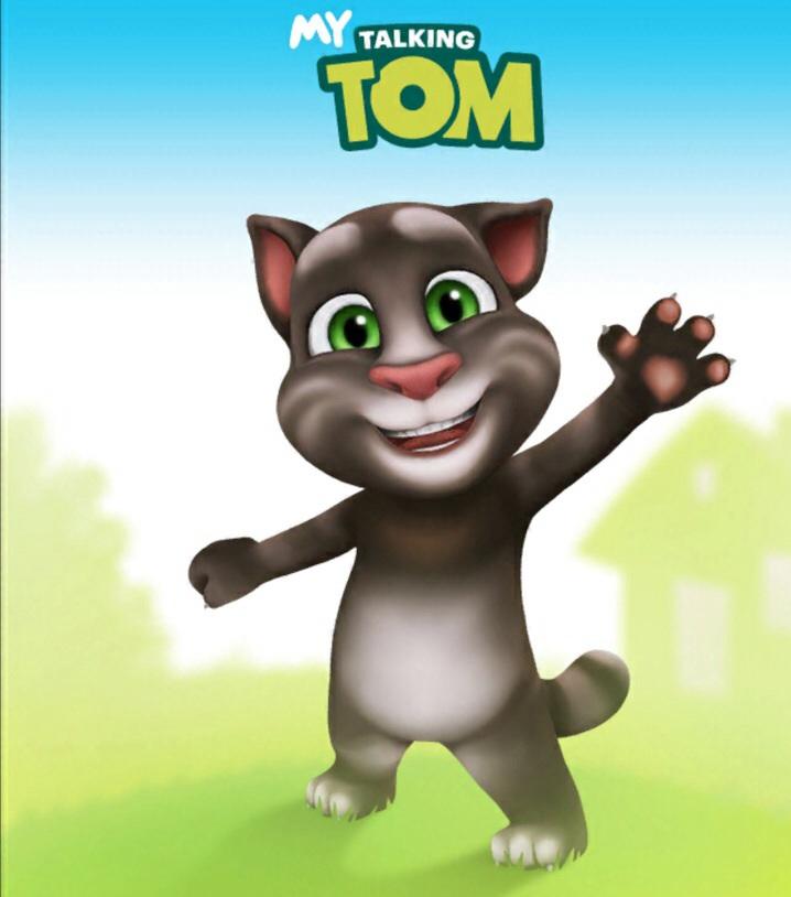 by talking tom