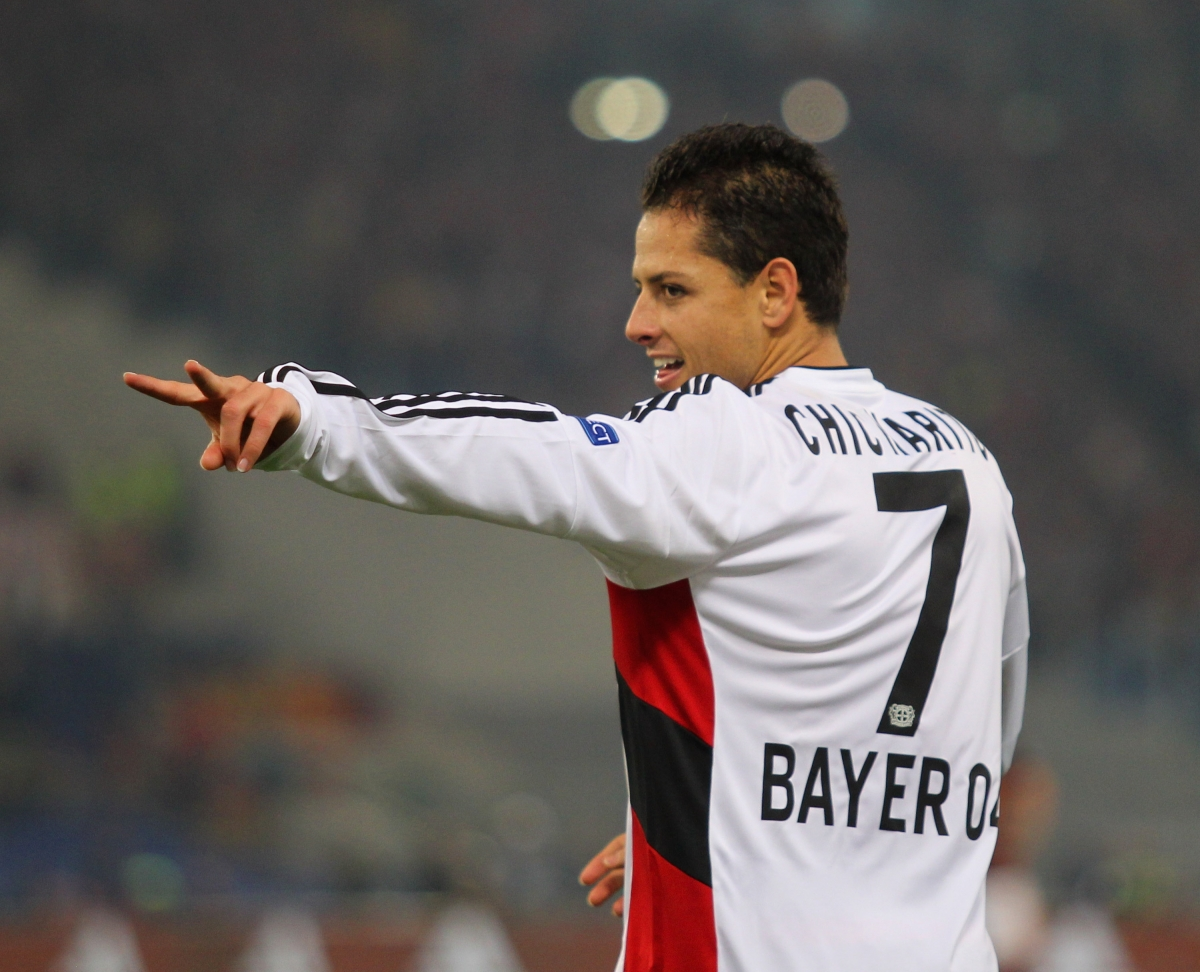 Chicharito reveals Van Gaal forced him to leave