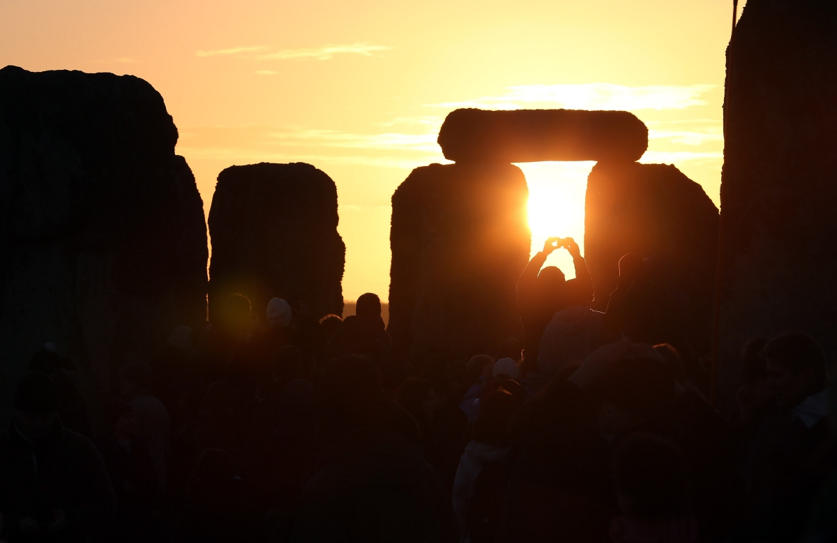 an overview of the stonehenge and the people behind it Some people think that stonehenge was used to study the movements of the sun and moon other people think it was a place of healing the ancient britons believed that the sun and moon had a.