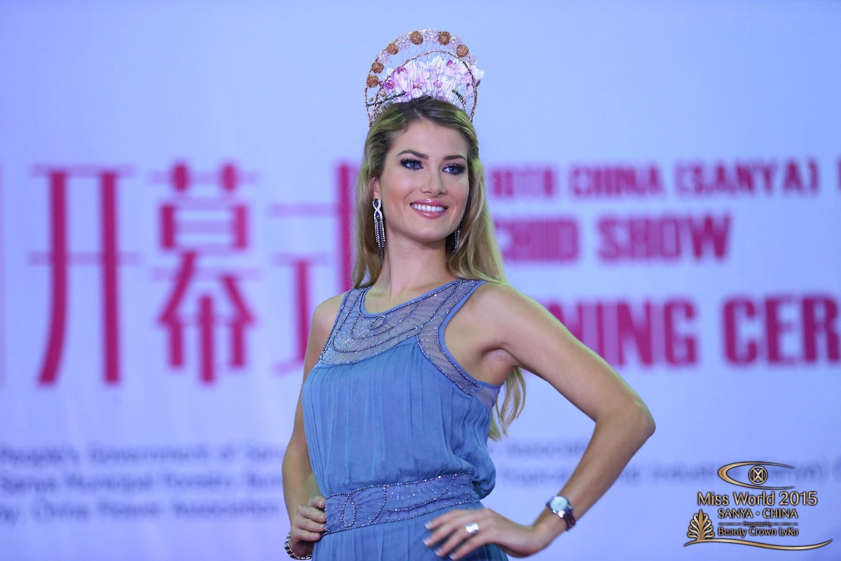 Spain's Mireia Lalaguna Royo wins Miss World title