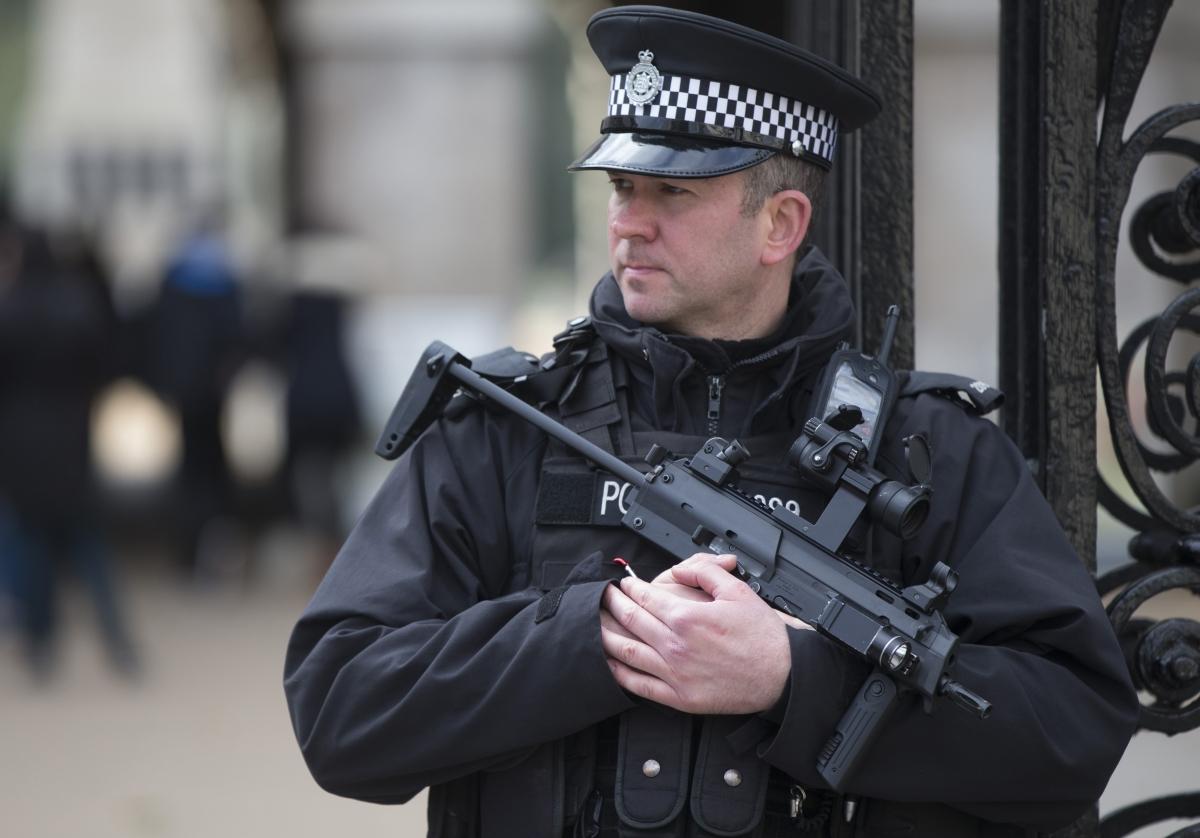 Patchs de police russe spécial