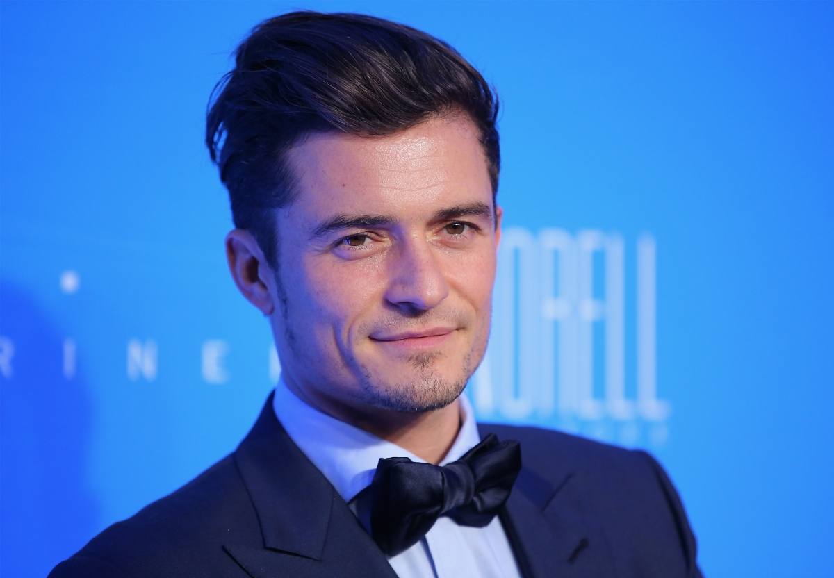 Orlando Bloom gets Ind... Orlando Bloom