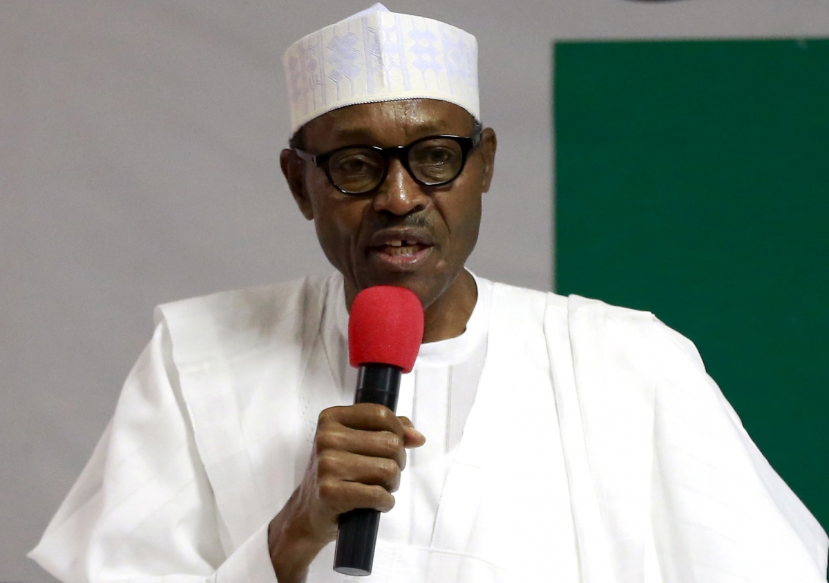 Image result for President Muhammadu Buhari today's speech