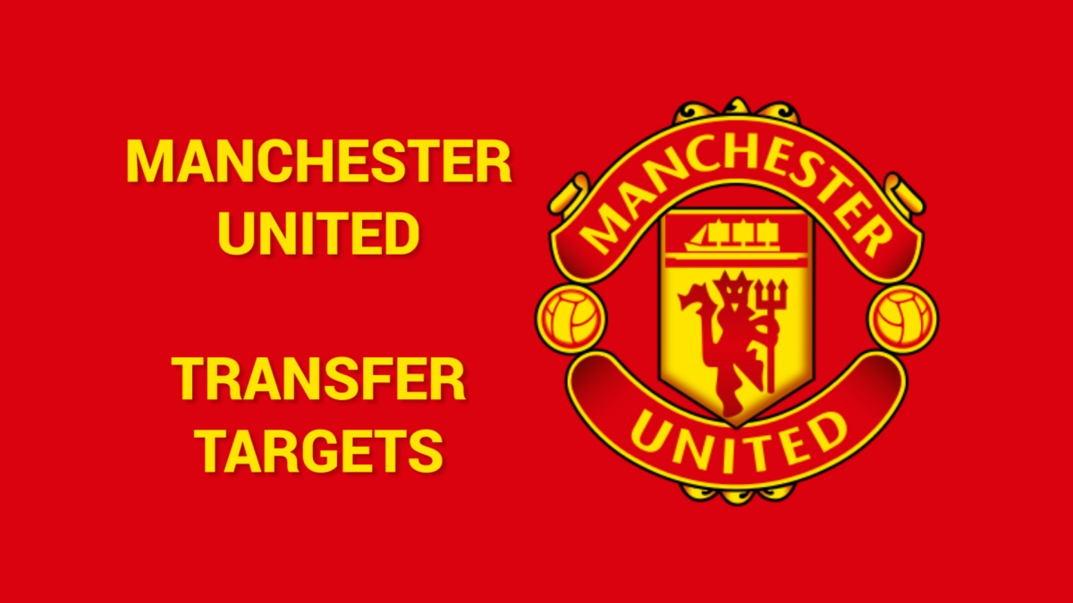 latest manchester united transfer target