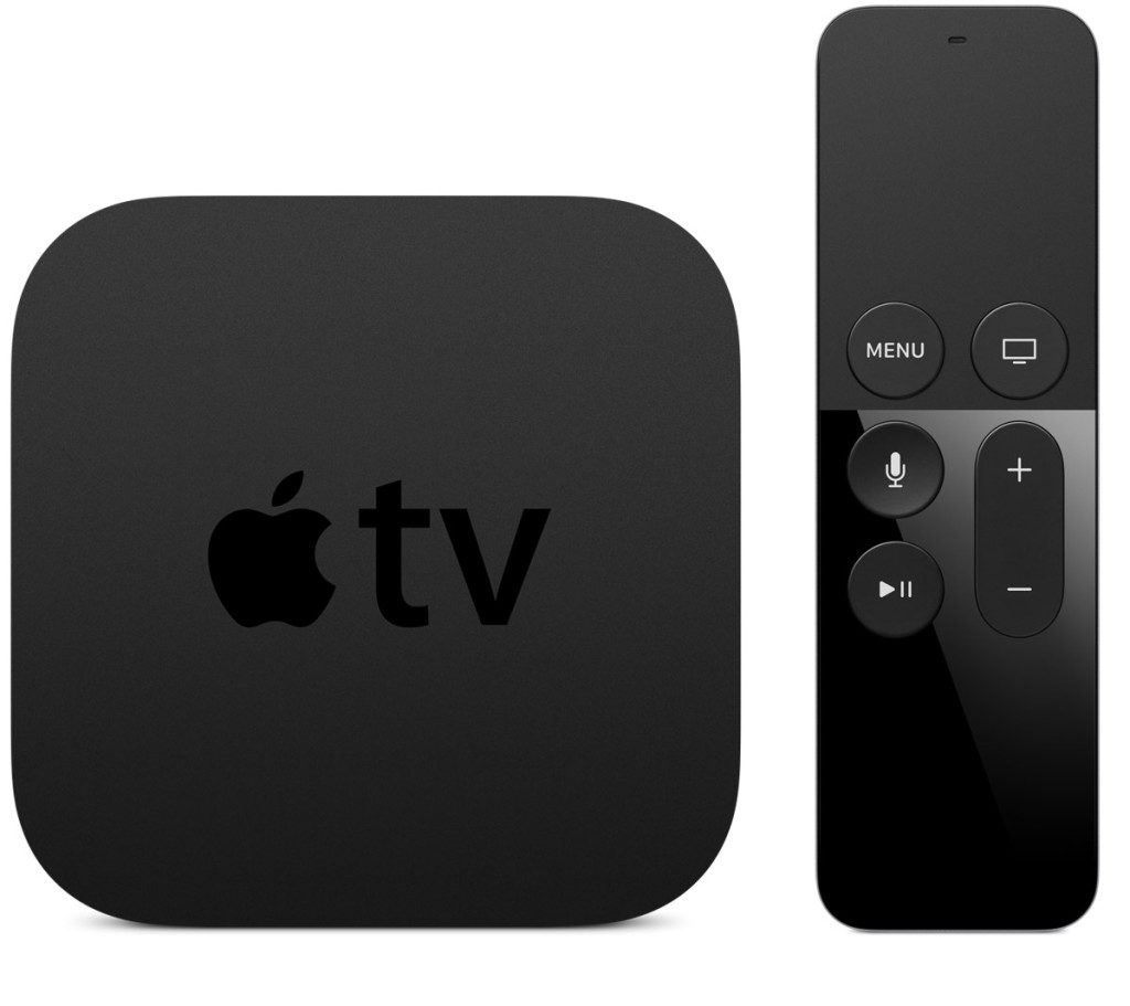 Fourth-gen Apple TV