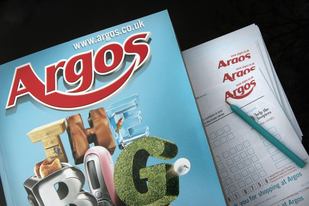 Argos Owner Home Retail Rejects 1bn Cash And Shares Bid By Supermarket Sainsbury 39 S