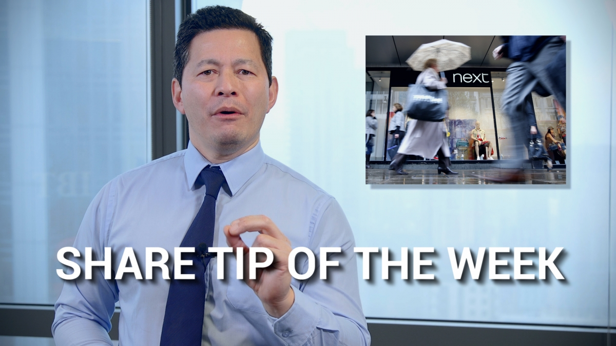 Next is our share tip of the week - 5 reasons to invest