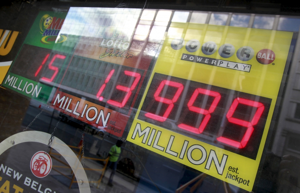 us powerball jackpot rises to 13bn as one winner scoops