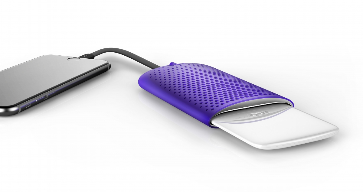 JAQ: Now you can charge your smartphone using just ...