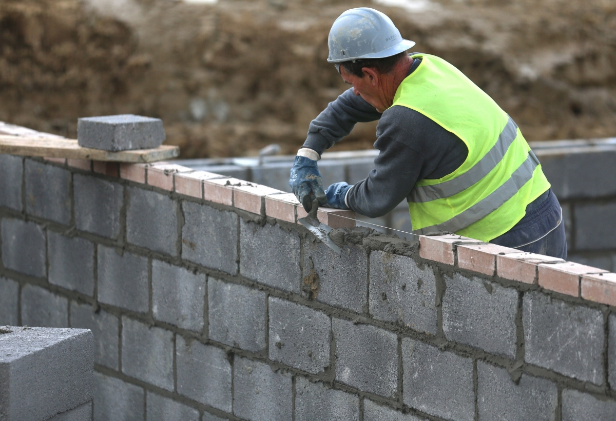 Uk housing crisis construction skills shortage will cause for House building contractors