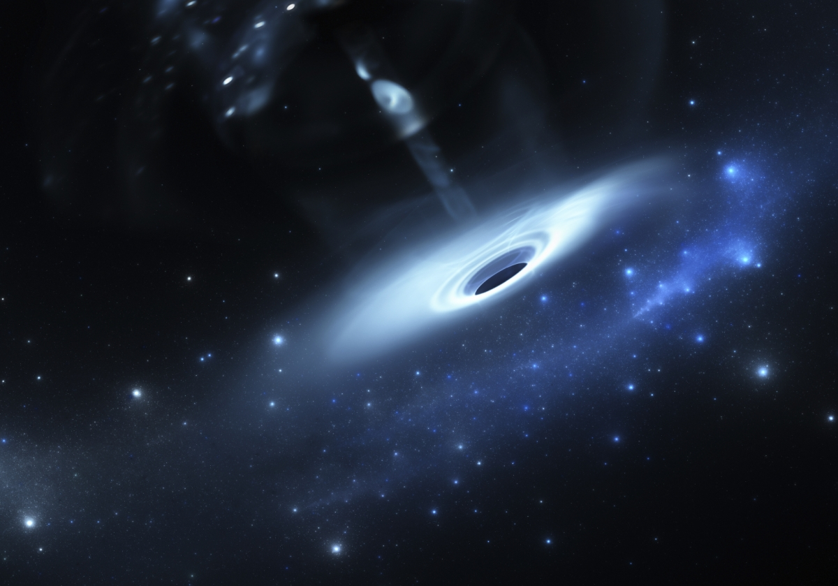 Ring-shaped black holes in 5D universe could produce naked ...