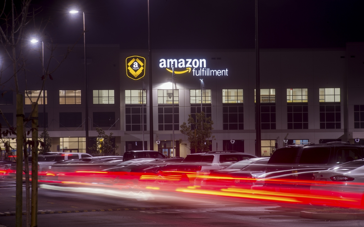 Amazon to become ocean freight forwarder