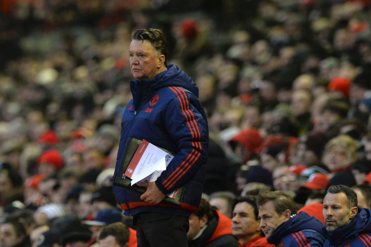 Louis Van Gaal Claims Premier League Title Still a Possibility