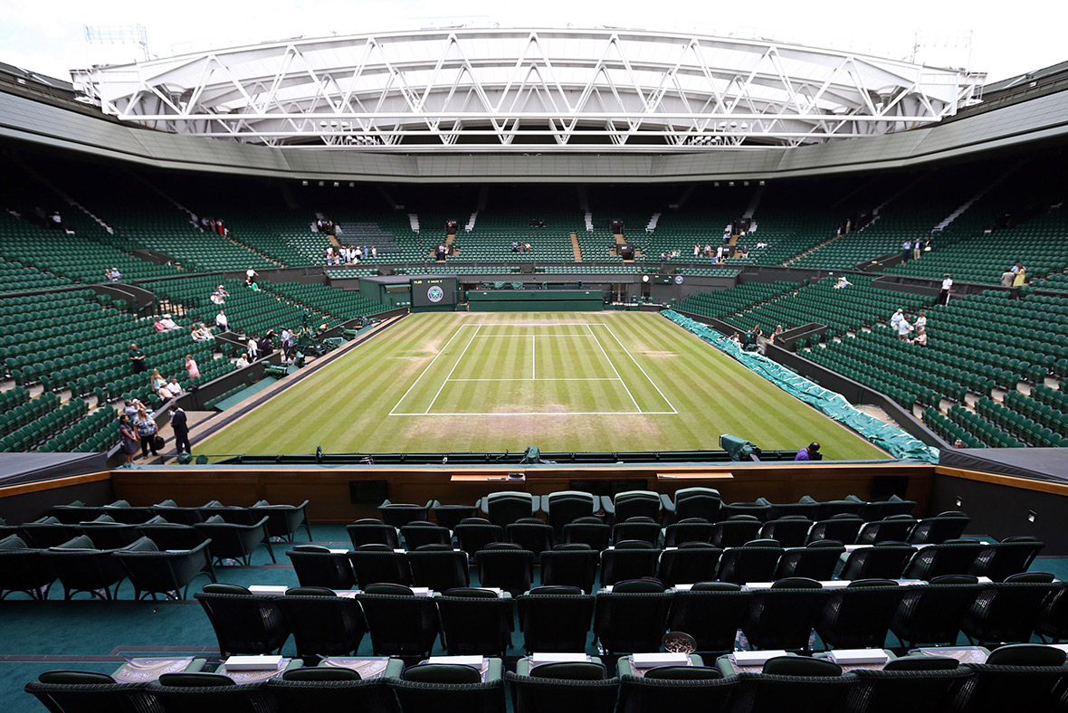 Wimbledon blaze: Firefighters called to All England Tennis Club