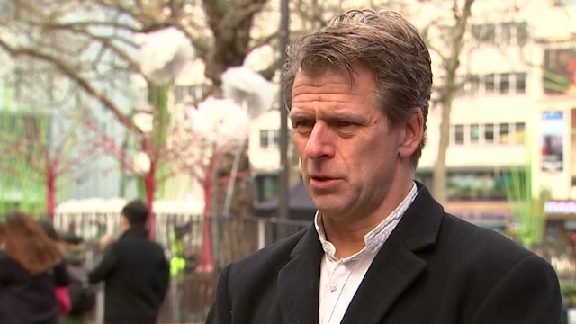Andrew Castle interviewed