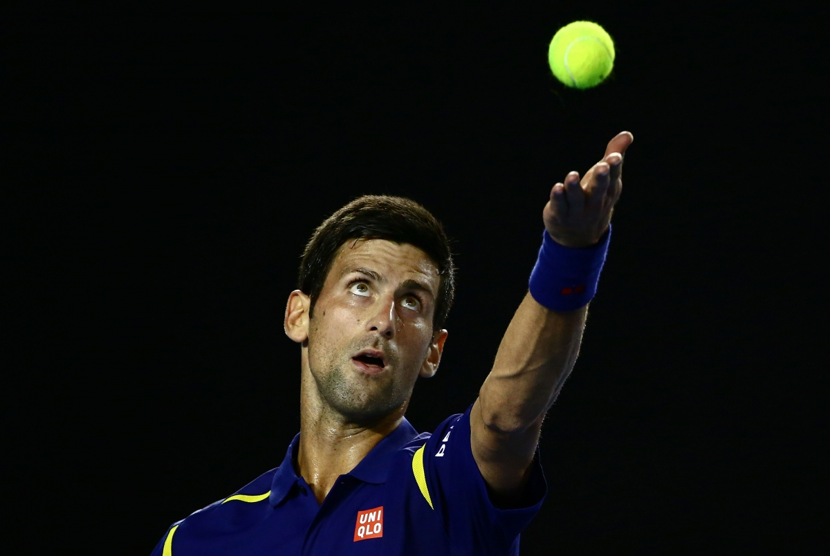 Novak Djokovic angrily denies claim he lost a game deliberately in 2007