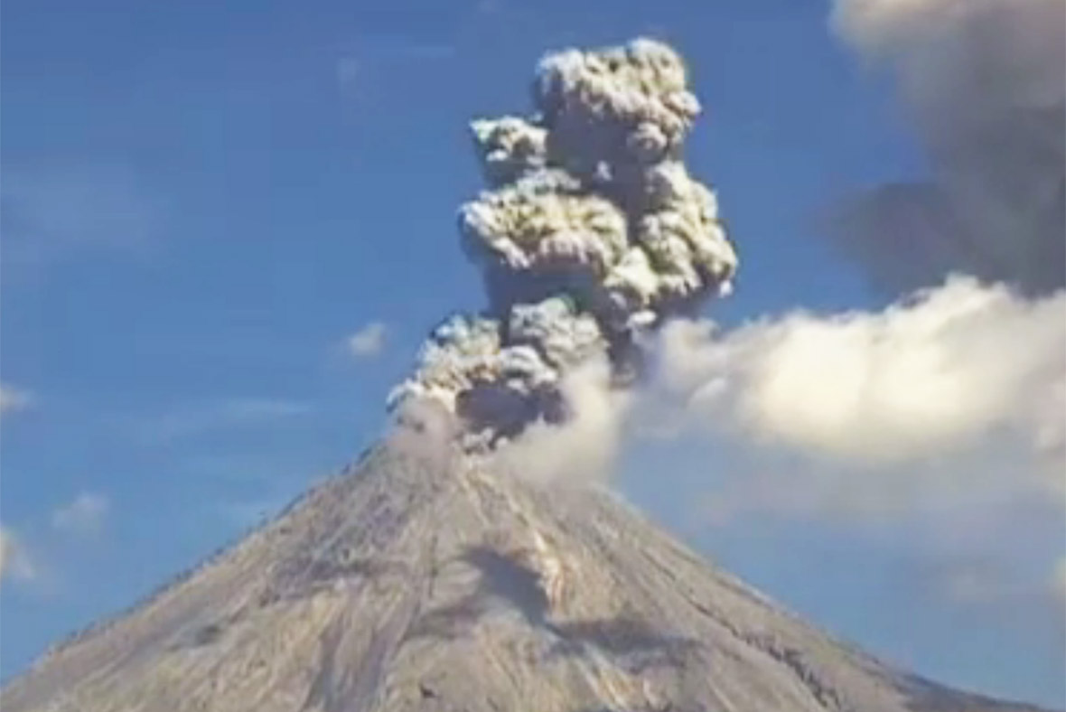 volcano and eruption With the death toll from one of the most violent volcano eruptions in guatemalan  history climbing to 75 today, rescuers said hope was dwindling.