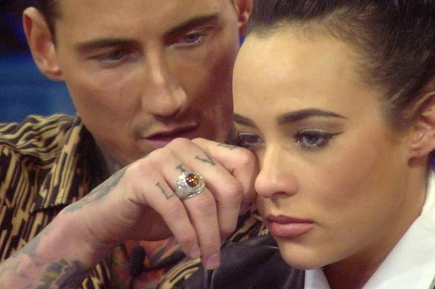 Celebrity Big Brother 2016: Jeremy McConnell calls Stephanie Davis a 'mindf***' as she gets upset over boyfriend Sam Reece