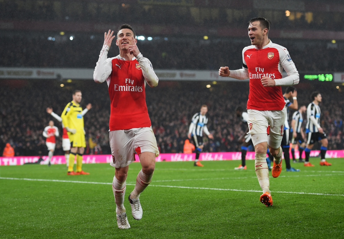 Arsenal vs Chelsea Laurent Koscielny banking on home form for