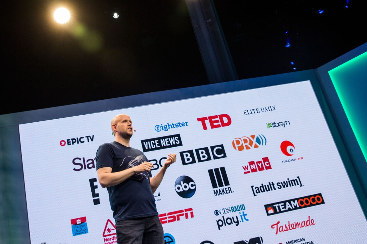 Spotify: Video service set to be launched on mobile phones ...