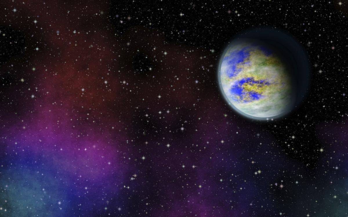 Astronomers Find Gargantuan Planet with Widest Orbit