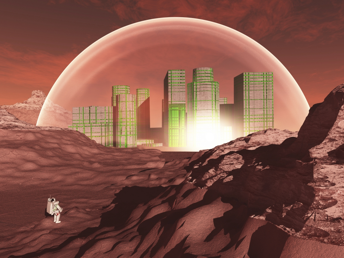 Mars One: Lazy people better adapted to living on the Red