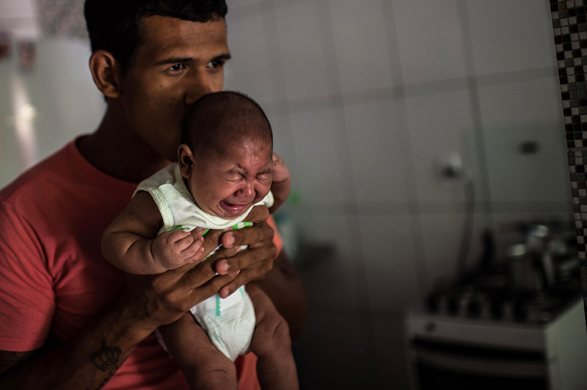 Zika virus linked to eye abnormalities in newborns that could cause blindness