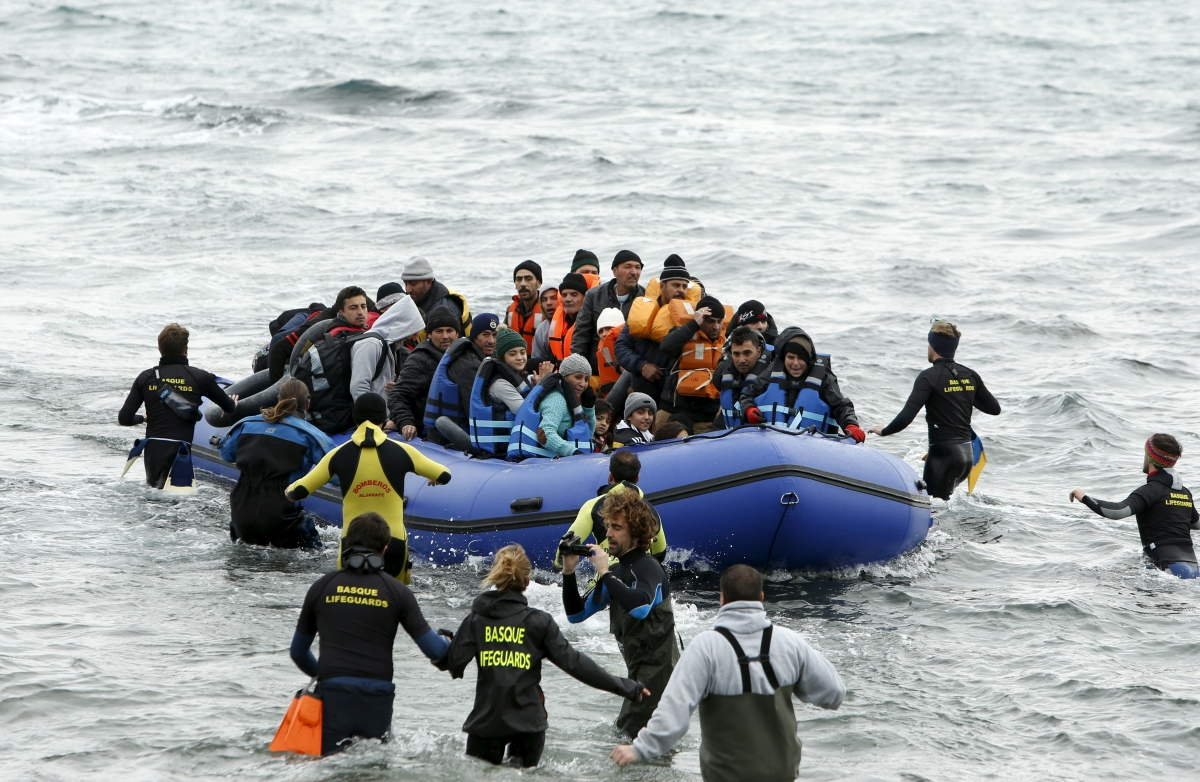 55,528 refugees made journey