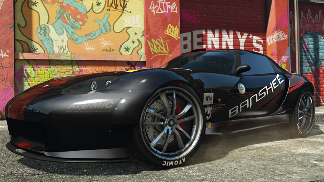 GTA Online supercars
