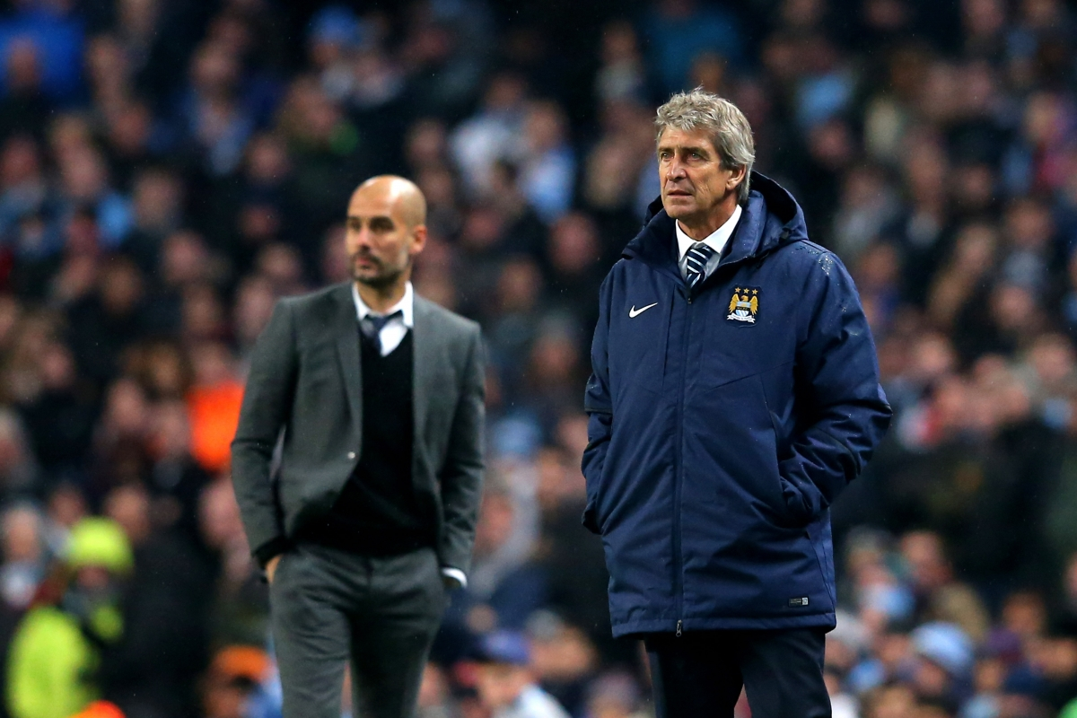 Manuel Pellegrini says he will leave Manchester City at the end of the season