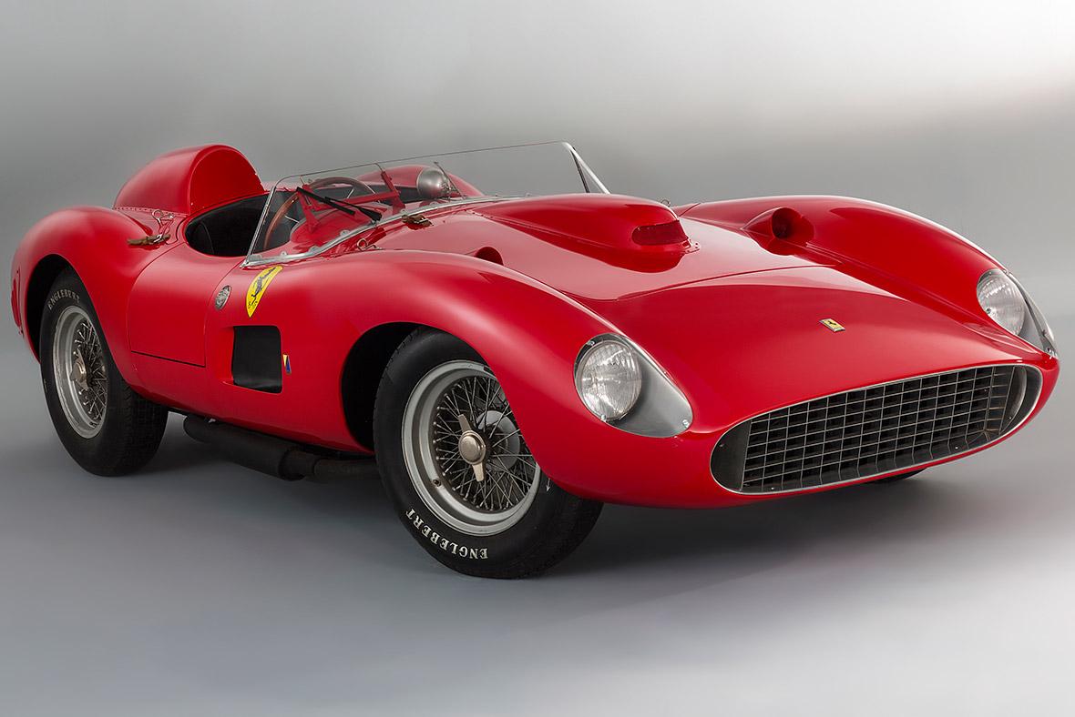Retromobile 2016 Auction: Legendary 1957 Ferrari Set To Become Worldu0027s Most  Expensive Car